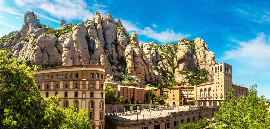 Montserrat - Barcelona day trips