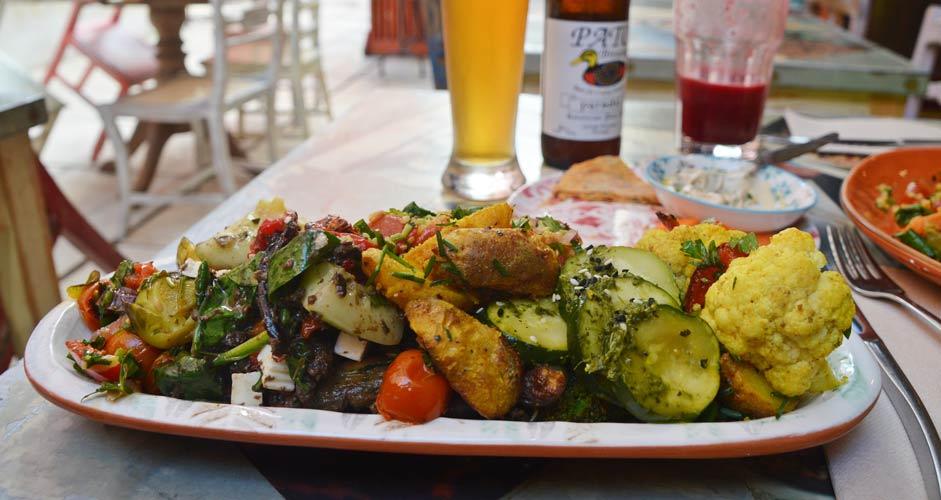 Vegetarian restaurant in Cascais