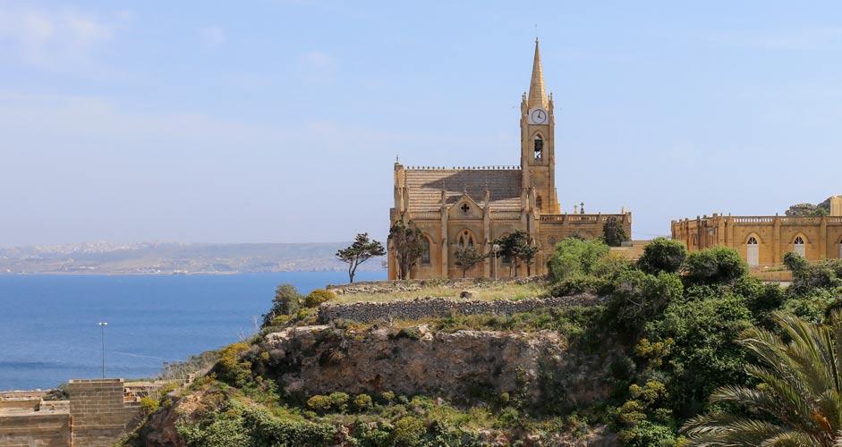 Il-Kappella ta' Lourdes church in Gozo