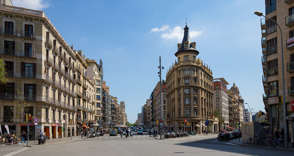 Barcelona neighborhoods - Where to stay